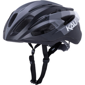 Kali Therapy Bolt Kask, matt black/grey
